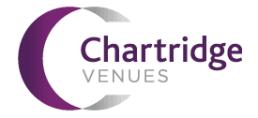 PW Audios weddings partnerships - Chartridge lodge chesham